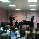 вновь распахнул свои двери концертный зал МАУ ДО Детской музыкальной школы №3 (2)
