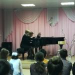 вновь распахнул свои двери концертный зал МАУ ДО Детской музыкальной школы №3 (5)