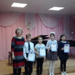 Прошел конкурс на лучшее исполнение этюдов Карла Черни (2)